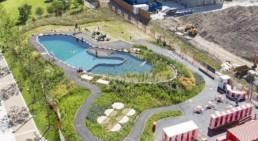 Public Natural Pool